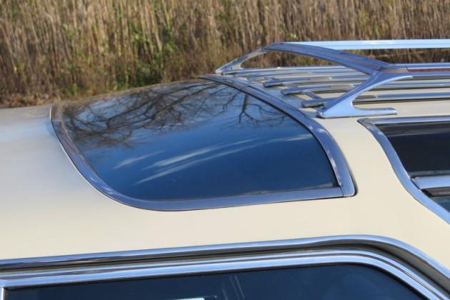 Vista Cruiser window