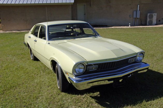 4,950 Miles! 1975 Ford Maverick