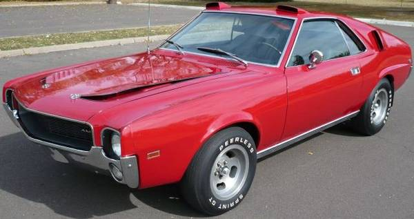 Update 1968 Amx Piranha For Sale Again