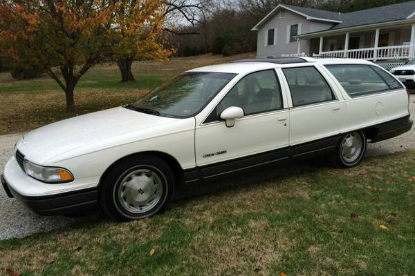 Low Mileage Cruiser 1991 Oldsmobile Wagon