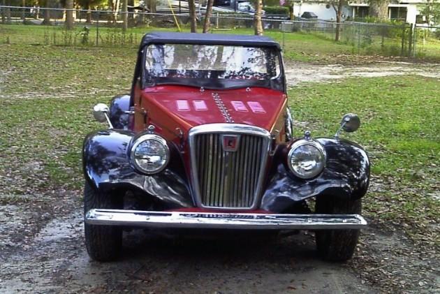 Not An Mg  1976 Triumph