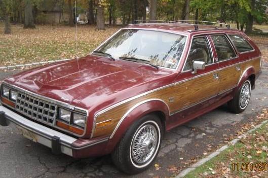 Jeep Brute For Sale >> 1985 AMC Eagle Wagon: Every Option
