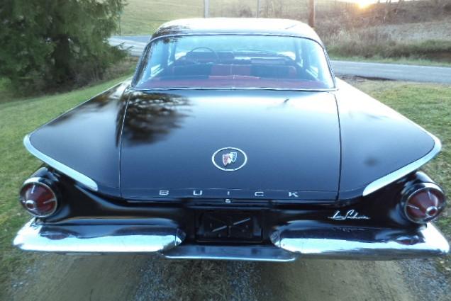 Family Hobby Car: 1960 Buick LeSabre