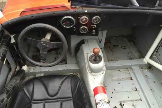 just resurrected 1960 sprite race car. Black Bedroom Furniture Sets. Home Design Ideas