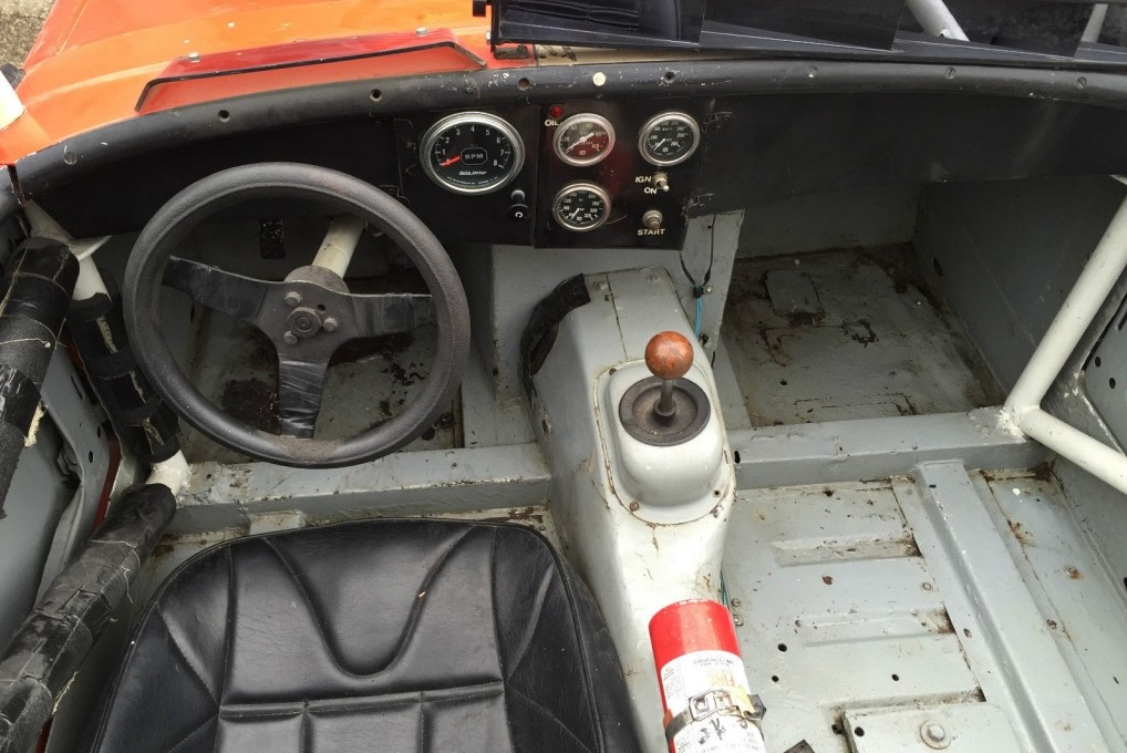 just resurrected 1960 sprite race car. Black Bedroom Furniture Sets. Home Design Ideas