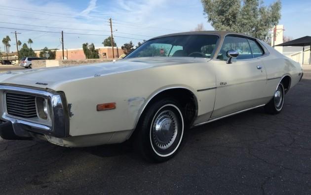 Arizona Survivor 1973 Dodge Charger