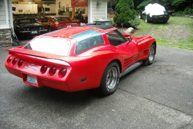 See Wheels On Your Car Before You Buy >> American Shooting Brake: Wide-Body Corvette Wagon