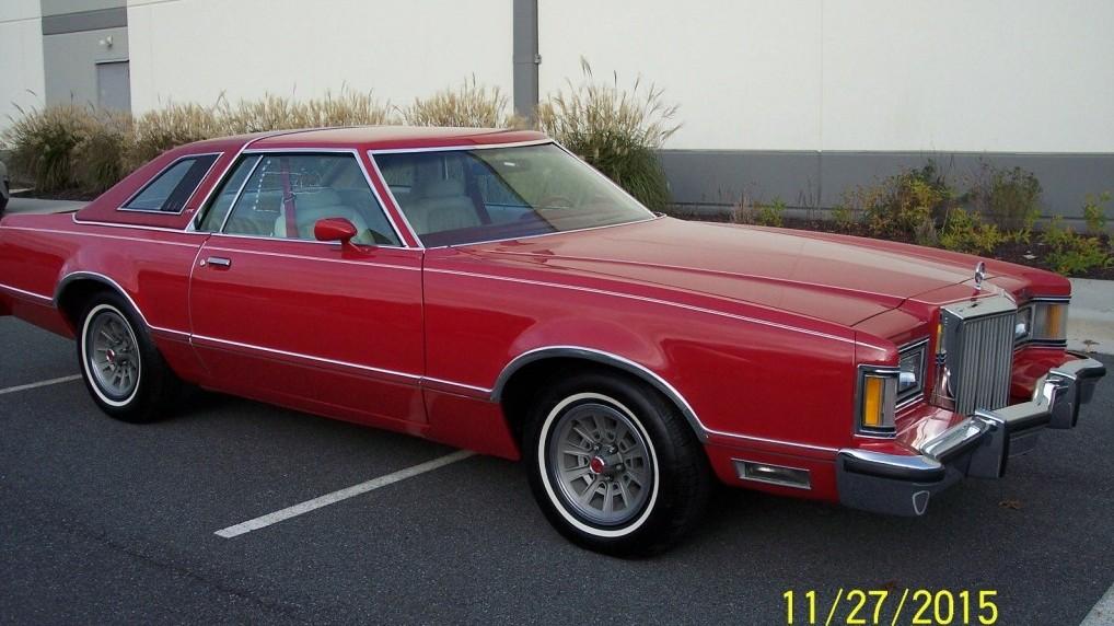 Car Auctions In Maryland >> Big Cat Survivor: 1978 Mercury Cougar XR7