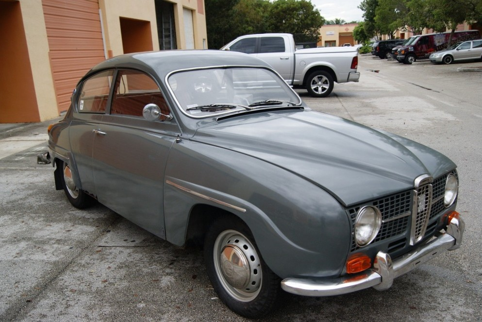 Saab For Sale >> Two-Stroke And No Reserve: 1968 Saab 96