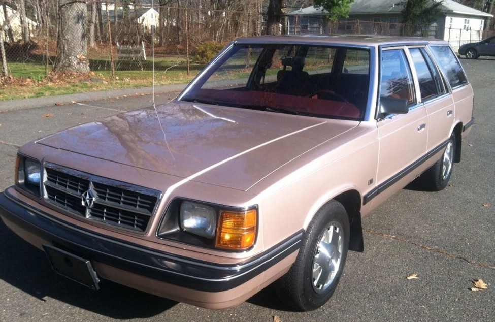 1988 Dodge Aries K: The Legend