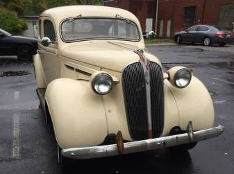 1937 Plymouth Sedan: Reasonably Priced Driver?