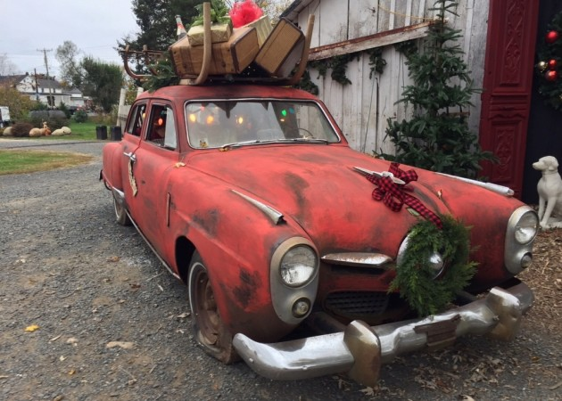Merry Christmas From Barn Finds!
