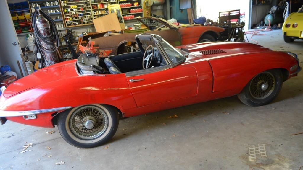 Low Mileage OTS: 1969 Jaguar E-Type