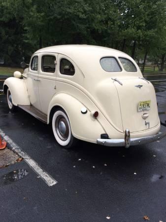 1937 Plymouth Sedan Reasonably Priced Driver