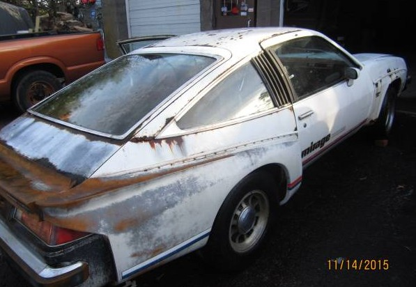 1977 Chevy Monza Mirage Imsa Homage