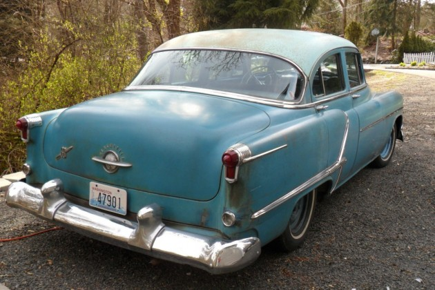 1953 Oldsmobile Rocket 88 Start Up, Exhaust, and In Depth Tour ...
