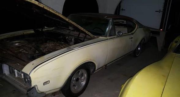 4-Speed, Please: 1968 Oldsmobile 442
