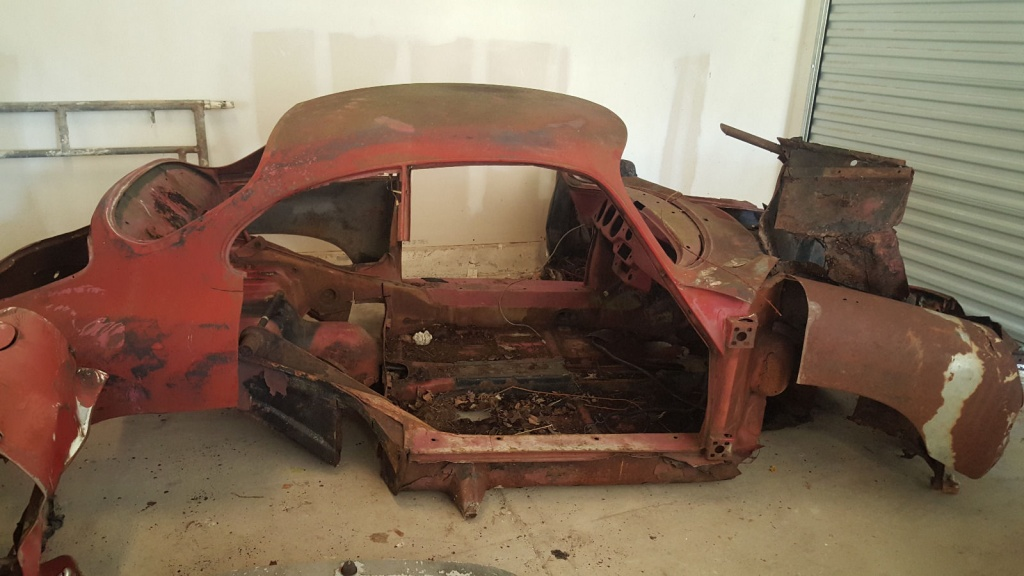 Porsche 356 Project: Which Is The Parts Car?