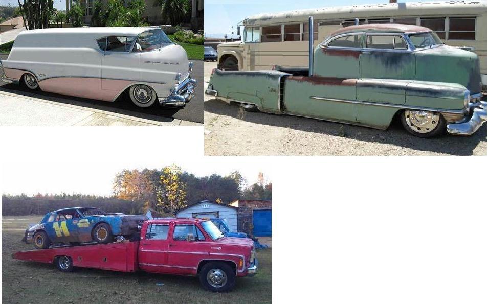 Low Cab Forward 1953 Gmc Truck