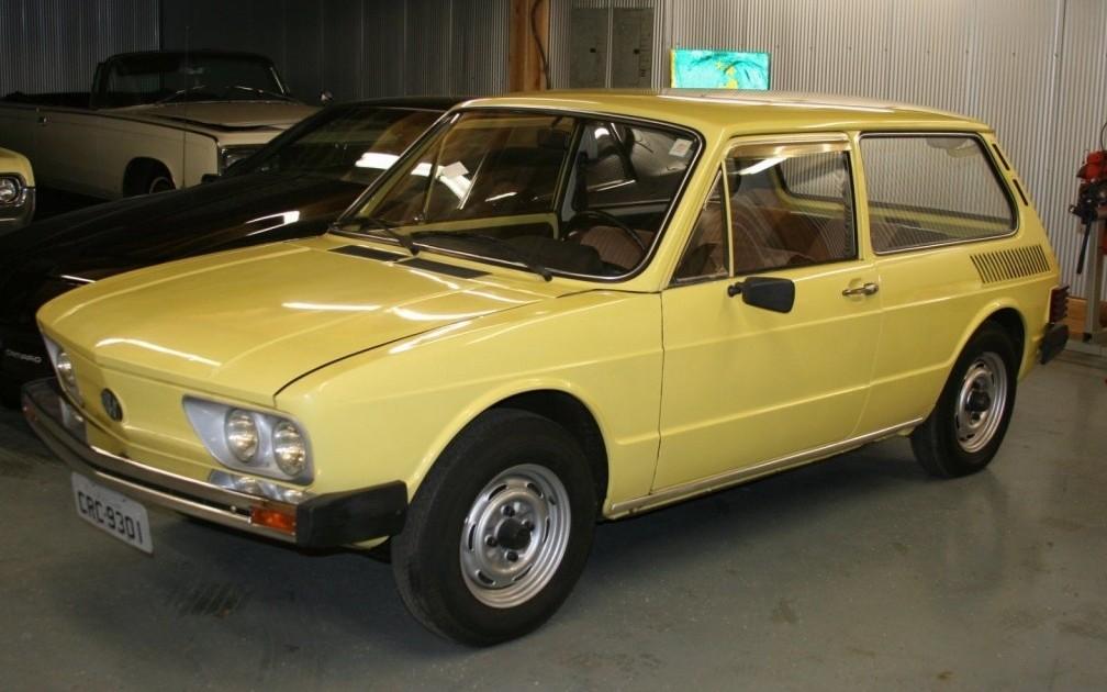 Beetle Replacement: 1979 Volkswagen Brasilia