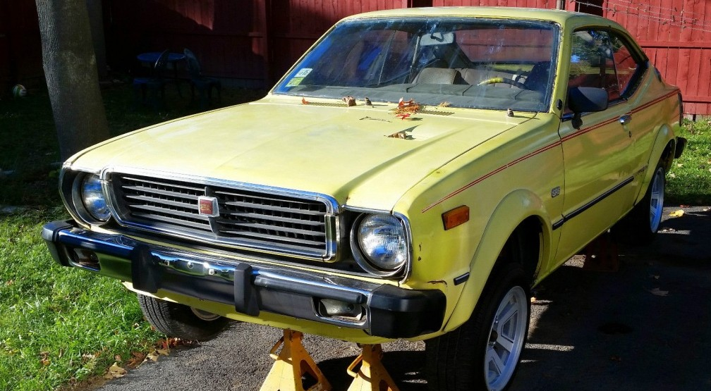 2015 Toyota Supra >> 1978 Toyota Corolla: Original SR5