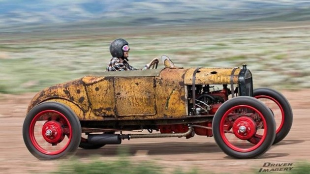 Scary Fun: 1927 Ford Speedster