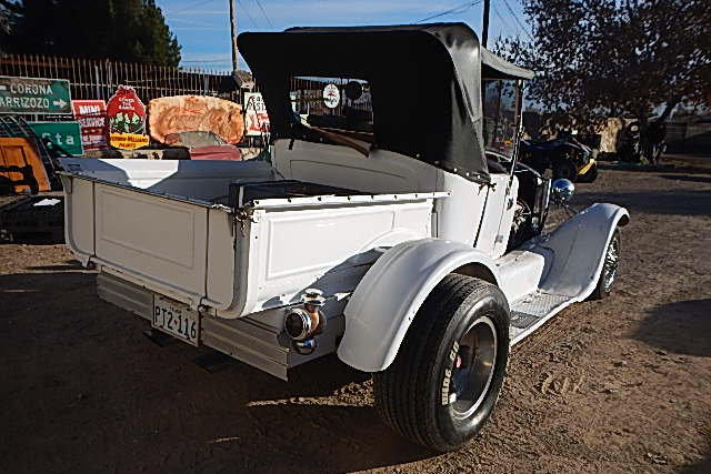 Model T Truck Hot Rod