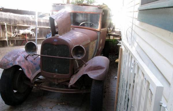 1928 Ford Aa What Would You Haul