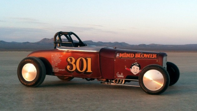 Salt Flats Racer: 1929 Ford Model A