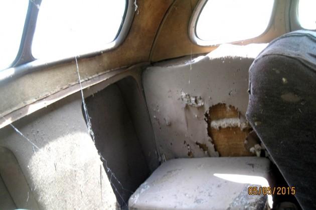 1938 Cadillac LaSalle Interior