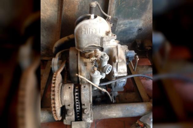 1938 Ihle Engine