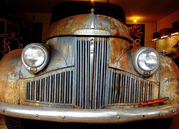 1948 Studebaker M5