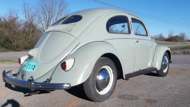 1952 VW Beetle