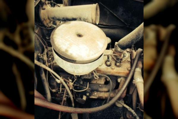 1953 Dodge B4B Engine