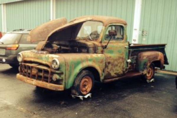1953 Dodge B4B Truck