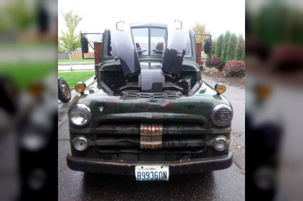 1953 Dodge B4D