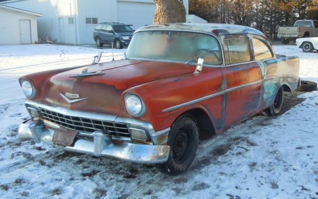1956 Chevrolet With AC