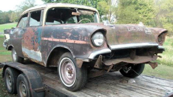 1957 Chevrolet 210 For Just $1,500!