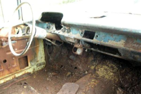 1957 Chevy 210 Dash