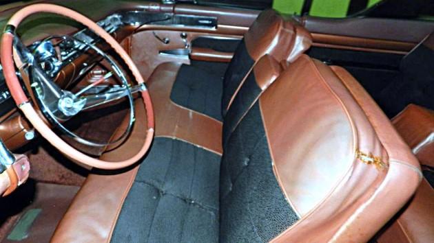 1958 Cadillac Coupe DeVille Interior