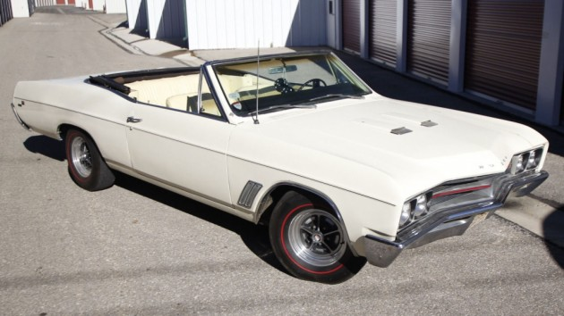 Second Chance 1967 Buick Gs 400 Convertible