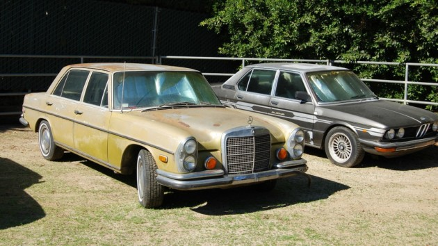Gold Standard: 1971 Mercedes 280SEL