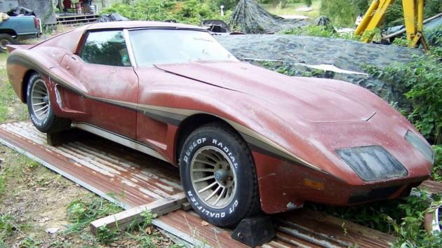 can am replica 1974 corvette. Black Bedroom Furniture Sets. Home Design Ideas