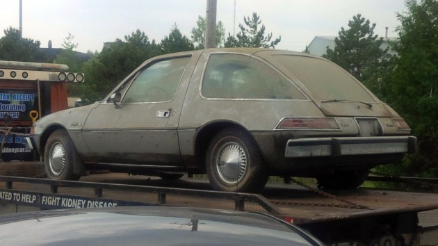 Rolling Fishbowl: 1976 AMC Pacer