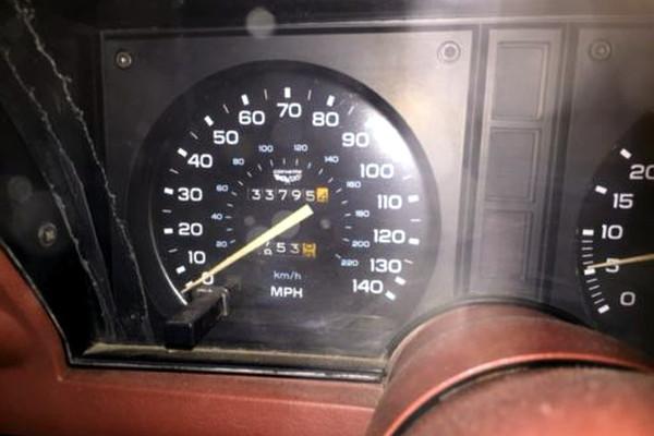 1978 Corvette Gauges