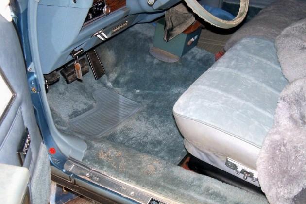1979 Chevrolet Caprice Interior