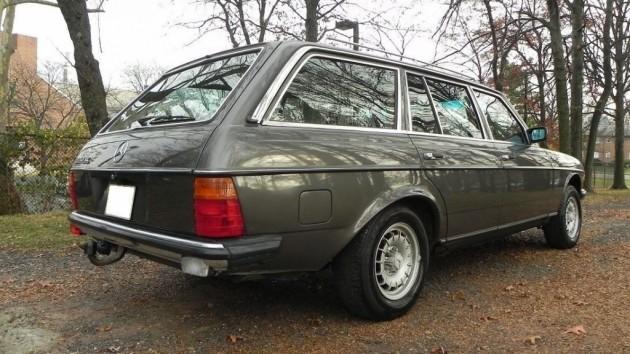 1983 Mercedes 230TE Wagon