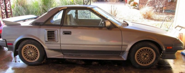 1989 Toyota MR2 For Only $699!
