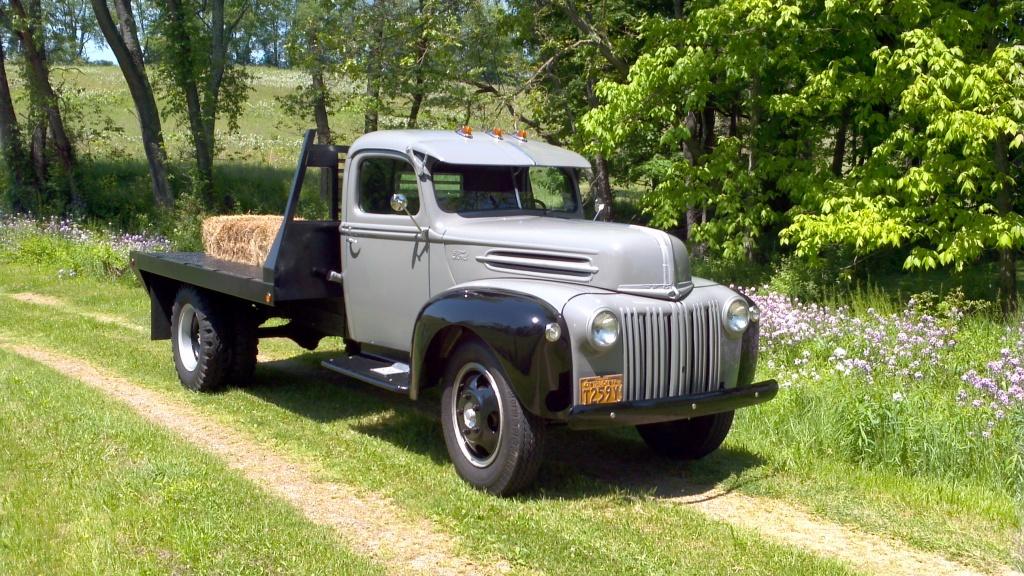 Ever Heard Of A Mercury Truck?