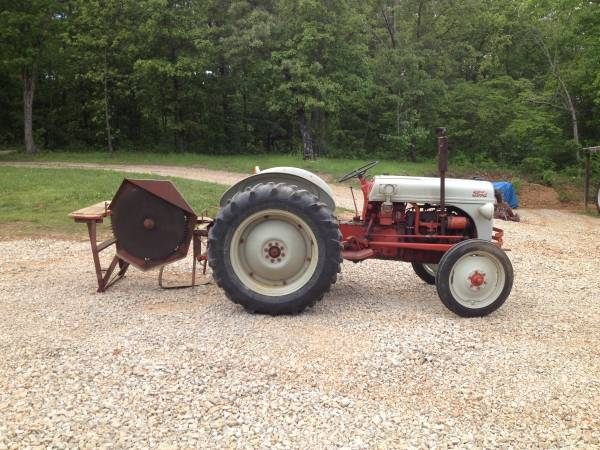 Same owner since 39 50 1949 ford 8n for 8n ford tractor motor for sale